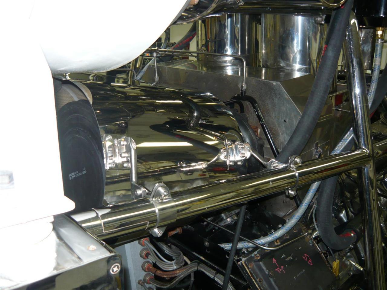 Lavorazione dell 39 acciaio a b a yacht s r l - Lucidatura acciaio inox a specchio ...